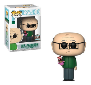 Funko Pop! Mr. Garrison 18 - South Park Muñeco Original