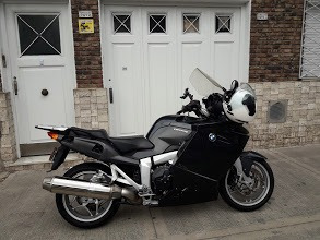 Bmw K 1200 Gt Impecable