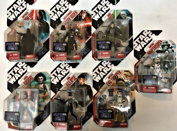 Coleccion Force Unleashed Star Wars 30th Anniv Maris Brood