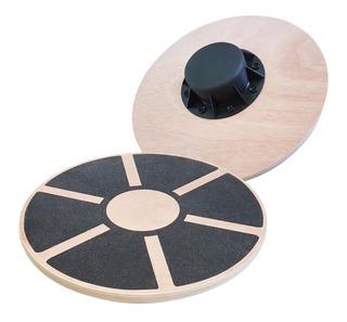 Tabla De Equilibrio Balance Yoga Fitness Wood Balance
