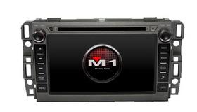 Central Multimídia M1 Para Chevrolet Captiva 2012-2014