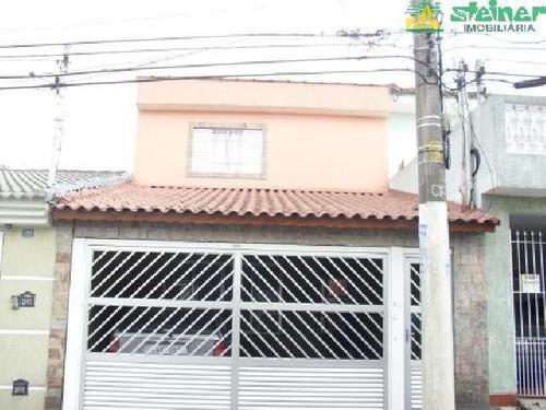 Imagem 1 de 22 de Venda Sobrado 3 Dormitórios Jardim Monte Carmelo  Guarulhos R$ 480.000,00 - 26651v