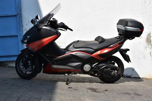 Yamaha Tmax 530 Personalizada - Scooter Impecável