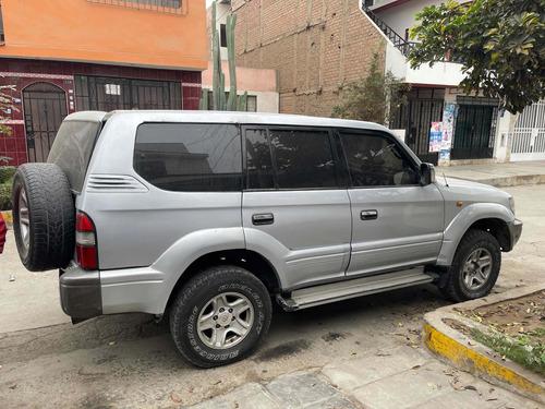 Toyota Prado 4x4