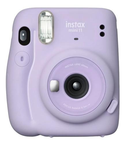 Camara Instantanea Fujifilm Instax Mini 11 Flash Colores