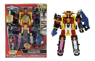 Power Rangers Megazord Dx Ninja Steel 30 Cm Mattel