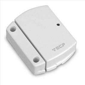 Sensor Magnetico Sem Fio Alarmes 433 Intruder Ecp + Pilha