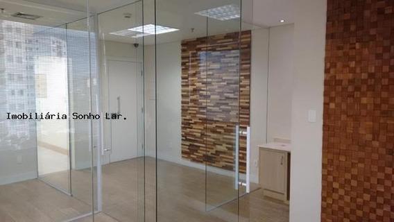 Sala Comercial Para Locação Em Osasco, Vila Osasco, 1 Banheiro, 1 Vaga - 4807