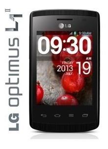 Lg Optimus L1 Ii, Smartphone Liberado Todas 30tru-mp