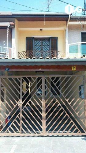 Imagem 1 de 15 de Sobrado 2 Quartos 1 Garagem Vila Maricy - So0506