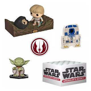 Funko Pop - Luke - R2d2 - Star Wars - Smuggler