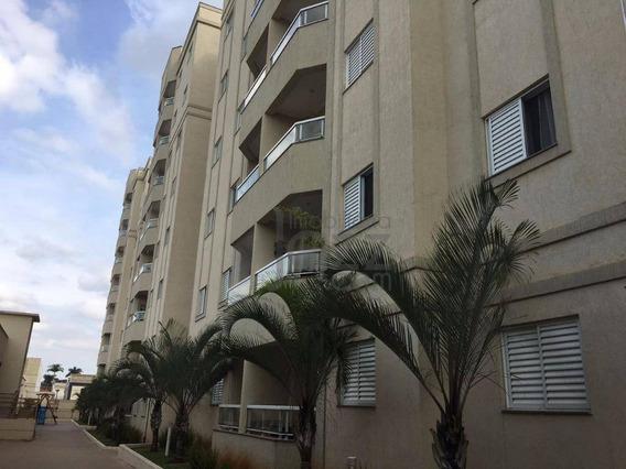 Apartamento Com 3 Dormitórios À Venda, 76 M² Por R$ 430.000 - Jardim America - Paulínia/sp - Ap1643