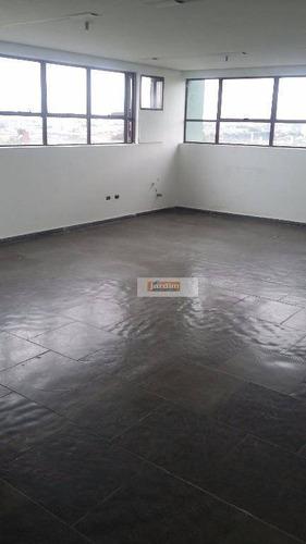 Sala Comercial À Venda, Rudge Ramos, São Bernardo Do Campo. - Sa0058