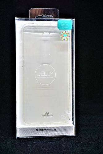 Funda Xiaomi Hongmi 5 Plus Goospery Transparente Jelly Case