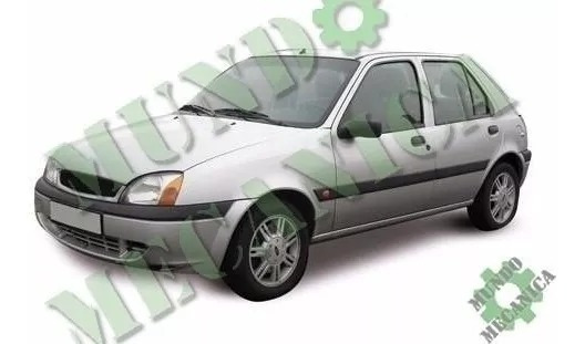 Diagrama Electrico Ford Fiesta Balita 2000-04