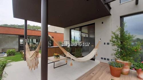 Casa Com 3 Dormitórios À Venda, 400 M² Por R$ 3.700.000 - Alphaville - Santana De Parnaíba/sp - Ca3487