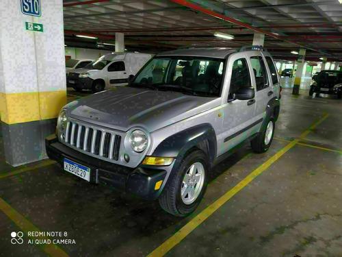 Imagem 1 de 8 de Jeep Cherokee 2007 3.7 Sport Aut. 5p