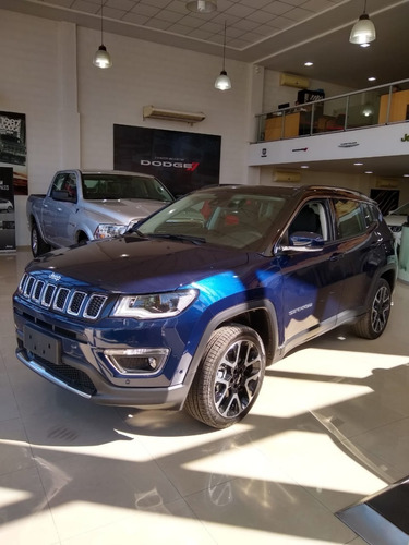 Jeep Compass 2.4 Limited Plus 4x4 At9