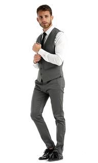 Chupines Y Chaleco De Vestir Con Zapatos Y Cinto Import