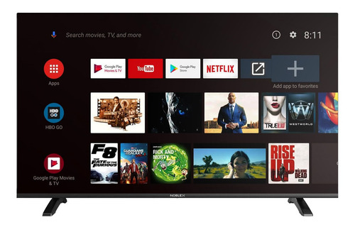 Smart TV Noblex X7 Series DM50X7500 LED 4K 50""
