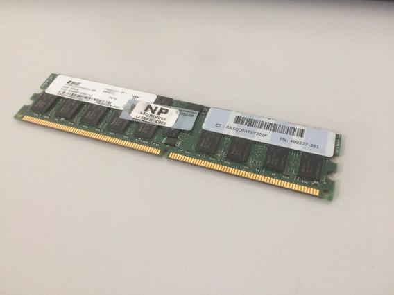 Memoria Smart 4gb 2rx4 Pc2-6400p-555-12