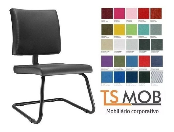 Cadeira Fixa Executiva Sephia Diversas Cores Tsmob Campinas