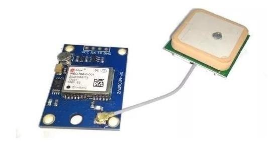 Modulo Gps Para Arduino E Raspberry Ublox Neo-6m Quadcopter