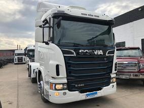 Scania G 440 G440 6x2 Truck 2013 Optcruise=g420 G380 R440 13