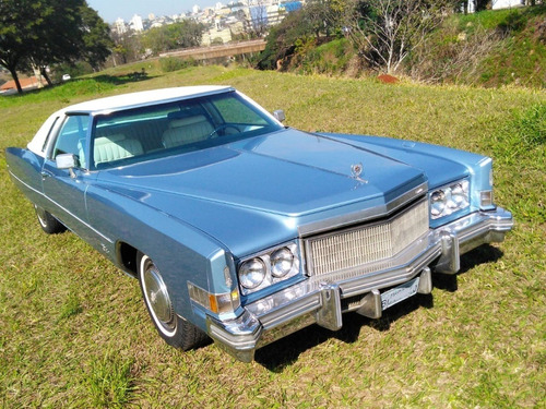 Cadillac Eldorado 1974 Coupé Big Block 8.2 V-8 500pol