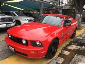 Ford Mustang V8 Gt Euipado Piel Automatico