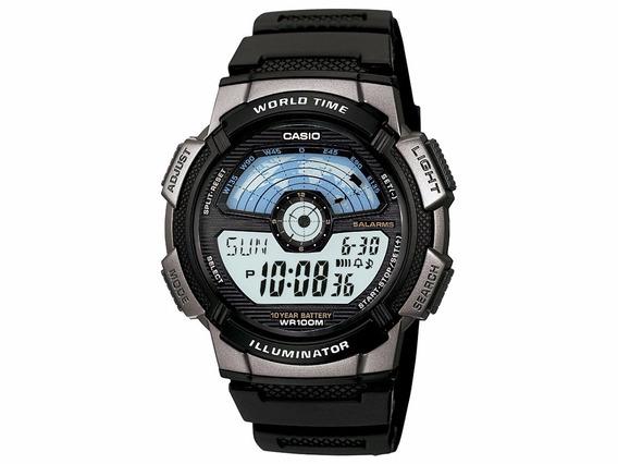 Relógio Casio Ae-1100w-1avdf Masculino