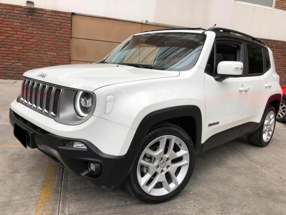 Jeep Renegade Limited Piel Aut R18