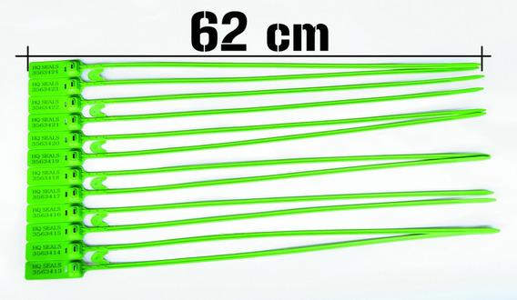 Precintos Plásticos 62cm Con Inserto Metálico
