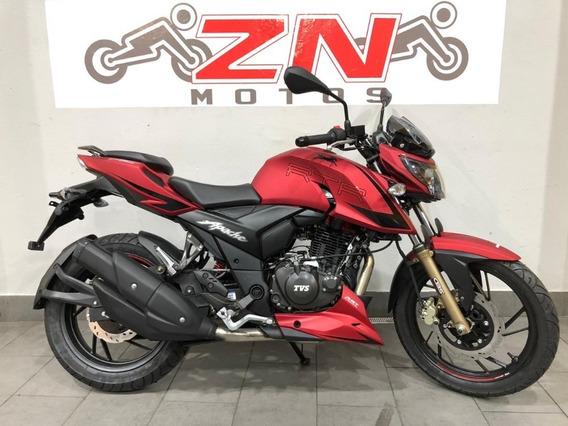 Dafra Apache 200 Rtr 2020 Zero Km Por $12.700,00 !!!