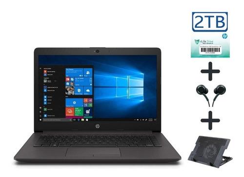 Laptop Hp 245 G7 14  Amd Ryzen 3 8gb 1tb W10 Pro+ Regalo