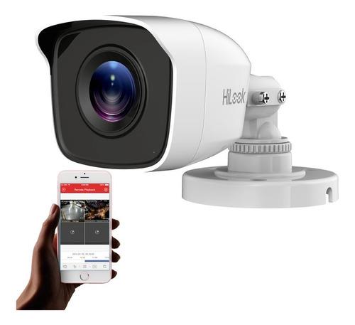 Cámara De Seguridad Hilook Bala 4 En 1 720p By Hikvision