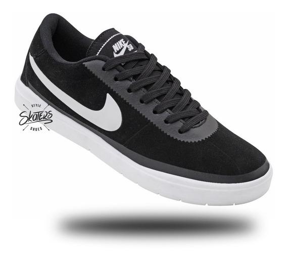 Tênis Nike Sb Bruin Hypervulc Preto Xt Masculino Urbano