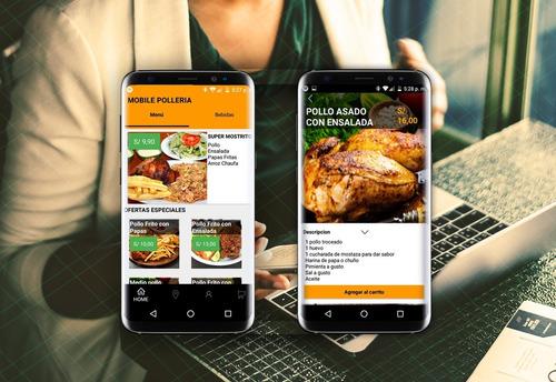 Aplicacion App Para Delivery Restaurantes Tiendas | Mercado Libre