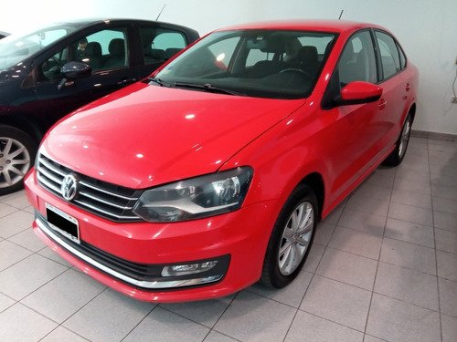 Volkswagen Polo Comfortline 1.6 16v Tip 4p