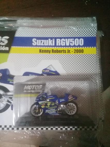 Colección Motos De Competición - Entrega Nº 7