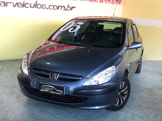 Peugeot 307 1.6 Presence Pack 2005 Completo
