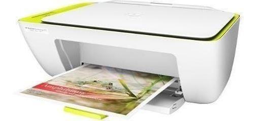 Impresora Multifuncional Hp Deskjet Ink 2135 + Cable Usb