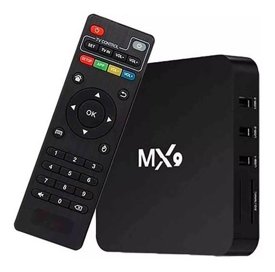 Aparelho Box Smart Tv 4k Netflix Youtube 3gb Ram 16gb Globo
