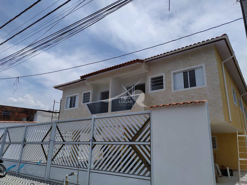 Imagem 1 de 16 de Casa De Condomínio Em Praia Grande, Anhanguera - V5183