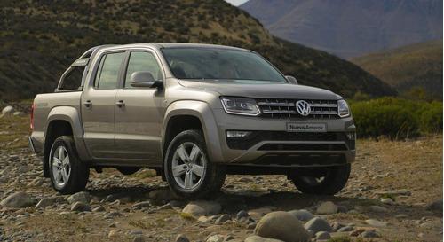 Volkswagen Amarok 0km-anticipo Mínimo-usado-cuotas Con Dni E