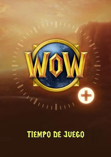 Suscripción World Of Warcraft 60 Días ( Server: Europeo )