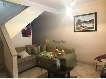 Sobrado Com 2 Dormitórios À Venda, 100 M² Por R$ 360.000,00 - Rudge Ramos - São Bernardo Do Campo/sp - So0548