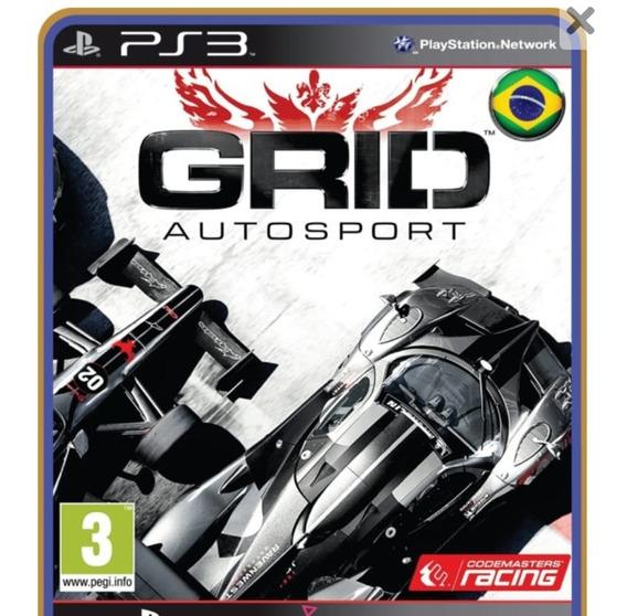 Grid Autosport Jogo Ps3 Em Oferta, Comprar.
