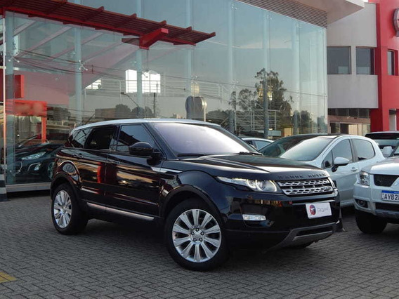 Land Rover Evoque Prestige 5d 2.0 2014