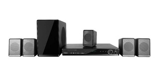 Home Theater Philco Cinema Tph528bt Con Dvd 5.1 Hdmi